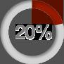 20 porciento