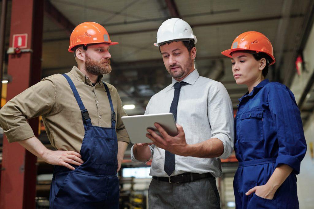 Ingeniería industrial en producción
